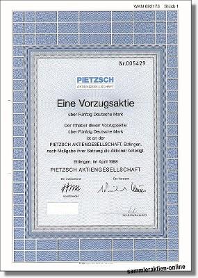 Pietzsch AG