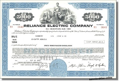 Reliance Electric Company