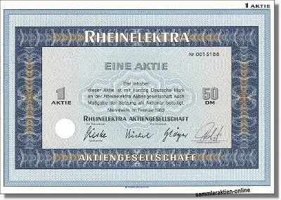 Rheinelektra Aktiengesellschaft