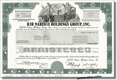 RJR Nabisco Holdings Group Corp.