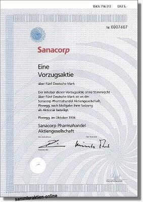 Sanacorp AG