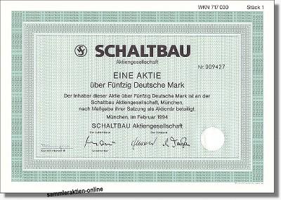 Schaltbau AG