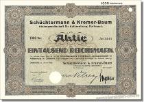 Schüchtermann & Kremer-Baum AG