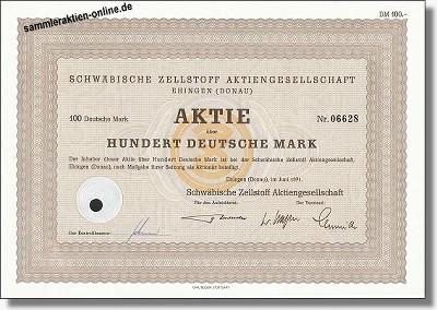 Schwäbische Zellstoff AG