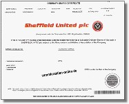 Sheffield United plc