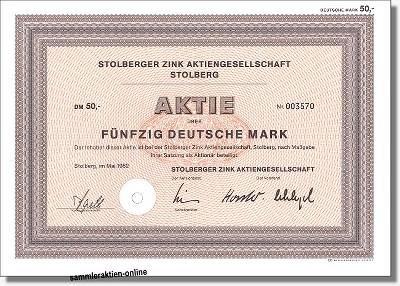 Stolberger Zink