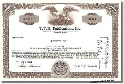 T. F. H. Publications Inc.