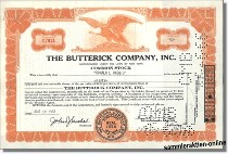 The Butterick Company Inc.