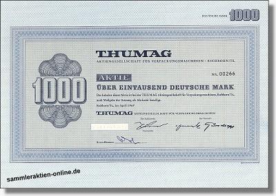 Thumag AG