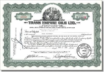 Trans Empire Oils Ltd.