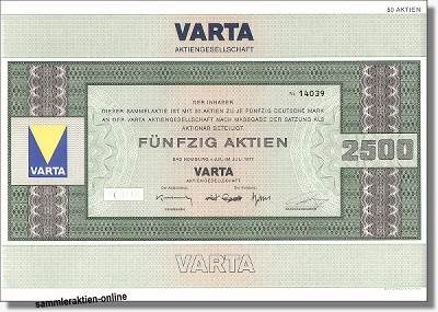 Varta AG