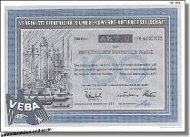 Vereinigte Elektrizitäts- und Bergwerks-AG - VEBA