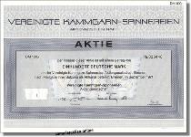 Vereinigte Kammgarn-Spinnereien AG - Gutbrod