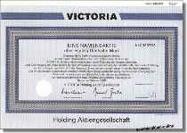 Victoria Holding Aktiengesellschaft - Ergo