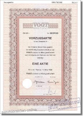 Vogt Electronic AG