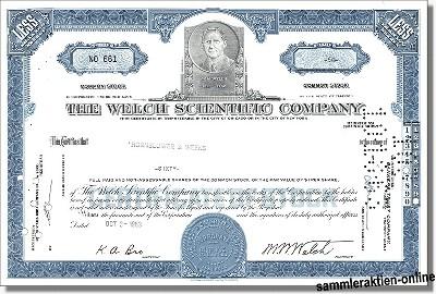 The Welch Scientific Company