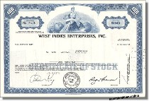 West Indies Enterprises Inc.