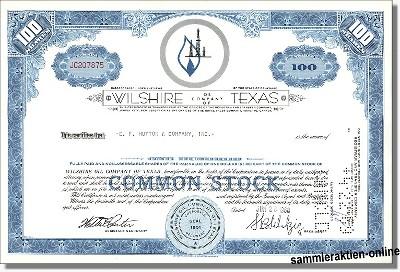 Wilshire Oil Company of Texas