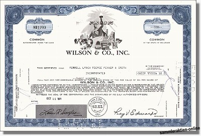 Wilson & Co. Inc.