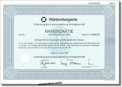 Württembergische Lebensversicherung
