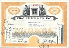 Pfizer, Chas. Pfizer & Co. Inc.