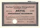 Brauhaus Sonneberg AG
