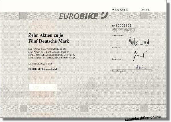 Eurobike AG