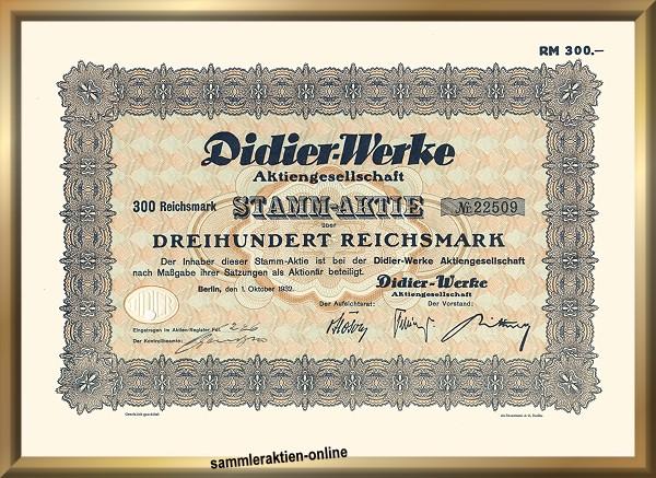Didier Werke AG
