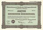 Klosterbrauerei Stadtroda Aktiengesellschaft