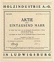 Holzindustrie Ludwigsburg