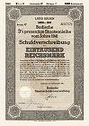 Baden, Staatsanleihe