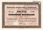 Sächsische Acetylen-Aktien-Gesellschaft, Industriegas AG