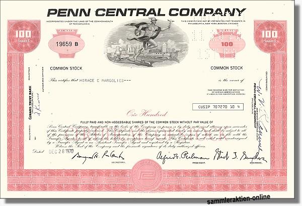 Penn Central Company