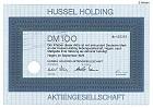Hussel Holding Aktiengesellschaft
