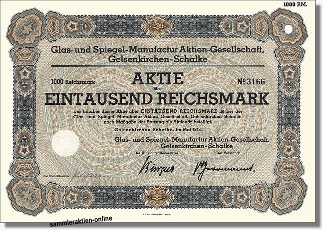 Glas- und Spiegel-Manufactur AG