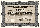 Großenhainer Webstuhl- und Maschinen-Fabrik AG