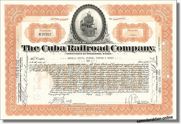 Cuba Railroad Company