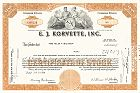 E. J. Korvette Inc.