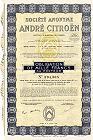 Citroen, Andrè Citroën