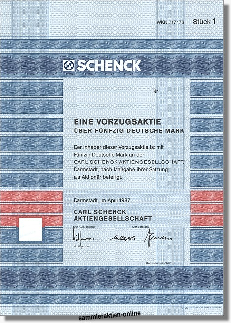 Carl Schenck AG