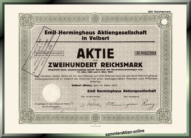 Emil Herminghaus AG