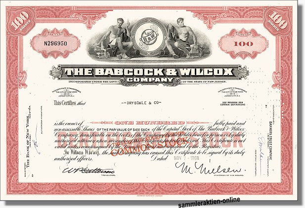 Babcock & Wilcox Company