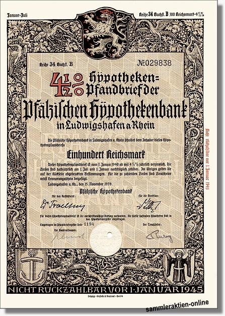 Pfälzische Hypothekenbank AG