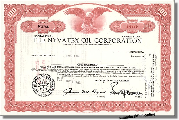 Nyvatex Oil Corporation