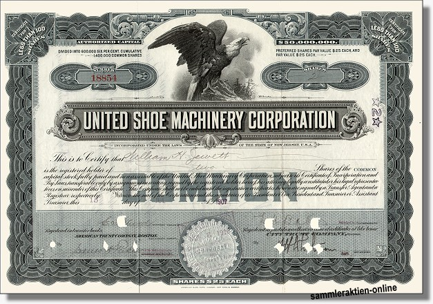 United Shoe Machinery Corporation