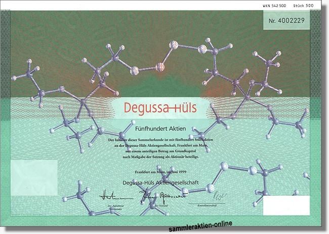 Degussa-Hüls AG