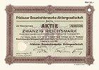 Priebuser Braunkohlewerke AG