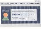 KWS Kleinwanzlebener Saatzucht AG, vorm. Rabbethge & Giesecke