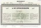 Ericsson, Telefonaktiebolaget LM Ericsson