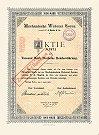 Mechanische Weberei Sorau F.A. Martin & Co.